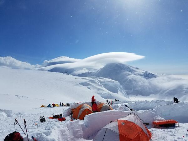 Mountaineering Base Camp